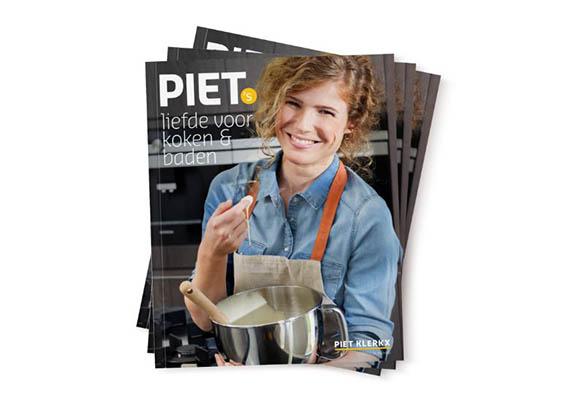 Keuken Wandkast 8 : Vraag gratis piet s keuken en badkamer magazine aan